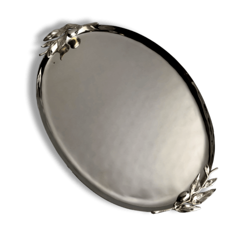 $145.00 Large Oval Tray
