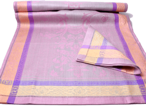 $129.00 Pink/Purple Table Runner