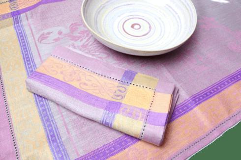 $30.00 Pink/Purple Napkin