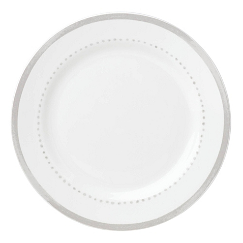 Charlotte Street Grey West dinner plate collection with 1 products
