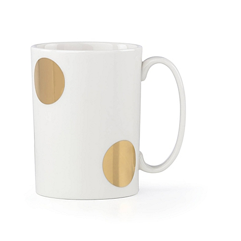 Everdone Lane large gold dot mug collection with 1 products