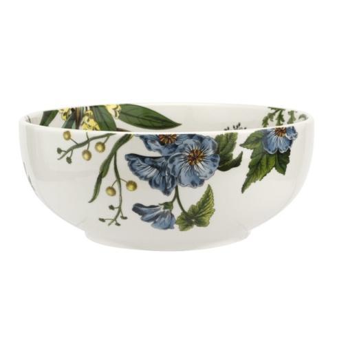 "Oneida   Spode Stafford Blooms 8"" vegetable bowl $63.00"