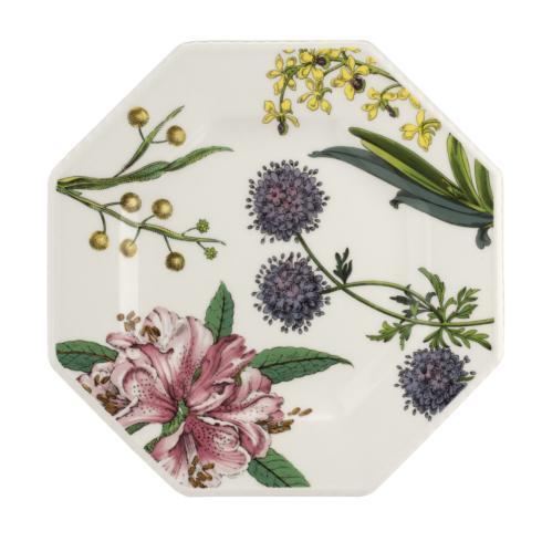 Park Designs   Spode Stafford Blooms octagonal plate $32.00