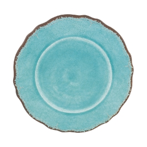 Antiqua Turquoise salad plate collection with 1 products