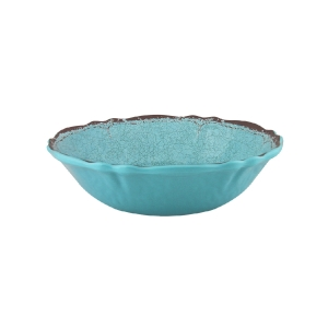 Antiqua Turquoise cereal bowl collection with 1 products