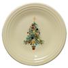 $30.00 Fiesta Christmas luncheon plate
