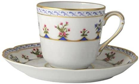 Bernardaud   Chateaubriand Blue cup and saucer $171.00