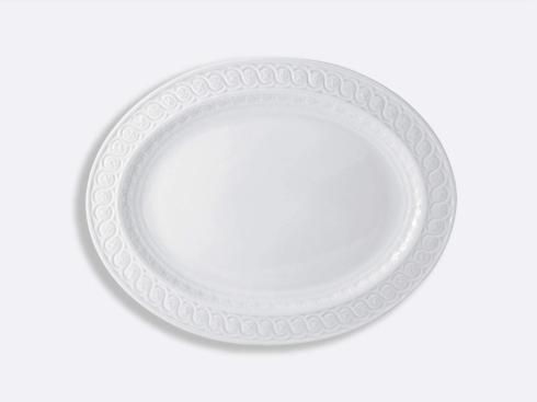 """Bernardaud   Louvre 13"""" oval platter $202.00"""
