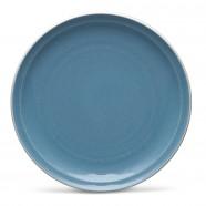 $13.00 Colorvara Blue salad plate