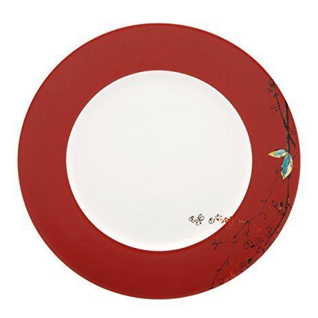 Chirp dinner plate Scarlet collection with 1 products