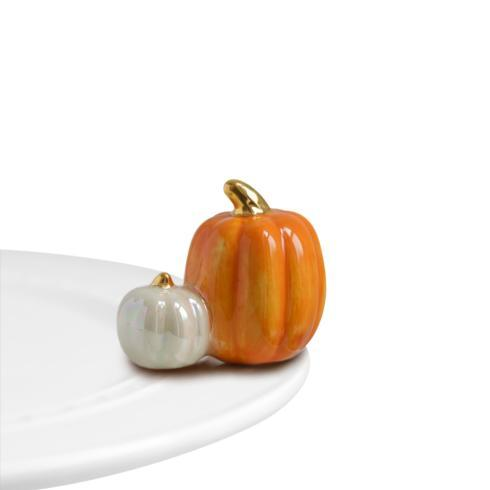 Nora Fleming  Minis two pumpkins $14.00