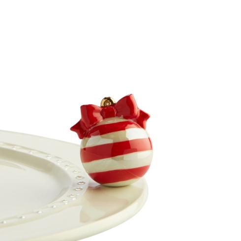 Nora Fleming  Minis red ornament $14.00
