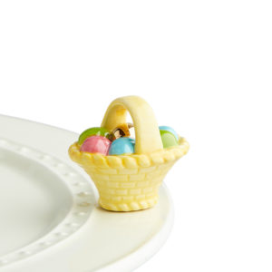 Nora Fleming  Minis Easter basket $14.00