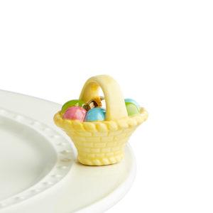 Nora Fleming  Minis Easter basket $14.00