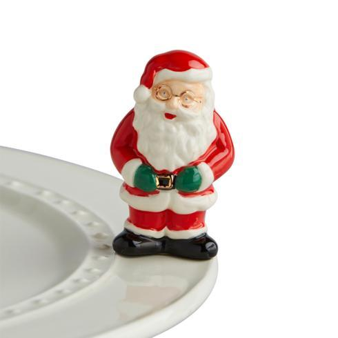 Nora Fleming   Santa Clause $14.00