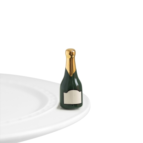 Nora Fleming  Minis Champagne Bottle $14.00