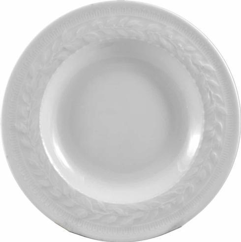 Bernardaud   Louvre rim soup plate $43.00