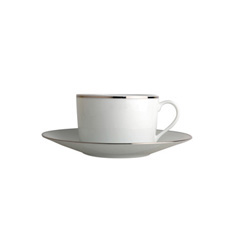 Cristal tea saucer collection with 1 products