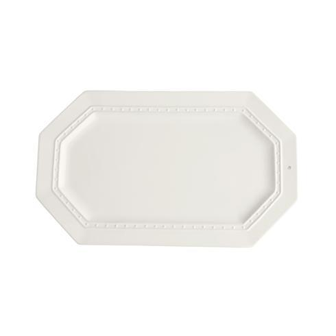 Octagonal platter collection with 1 products