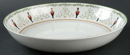 $224.00 Grenadiers open vegetable bowl