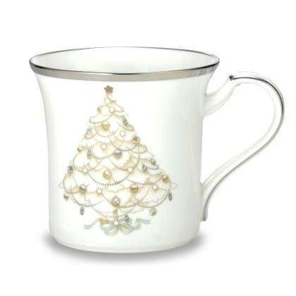 $32.00 Palace Christmas Platinum mug
