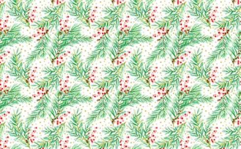 $30.00 Evergreen Placemats