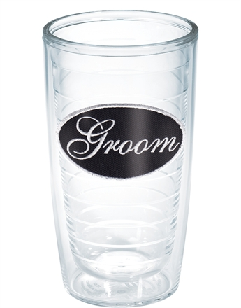 Groom 16 oz Tumbler (w/ lid) collection with 1 products