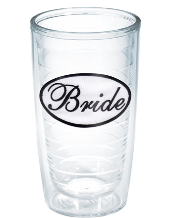 Bride 16 oz Tumbler (w/ lid) collection with 1 products