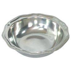 $25.00 Queen Anne cereal bowl