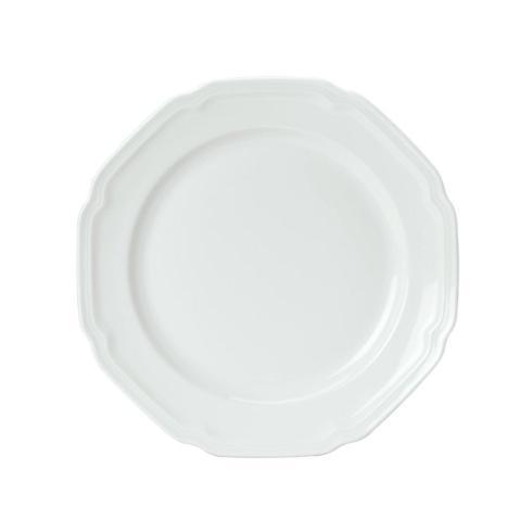 Oneida   Mikasa Antique White dinner plate $26.00