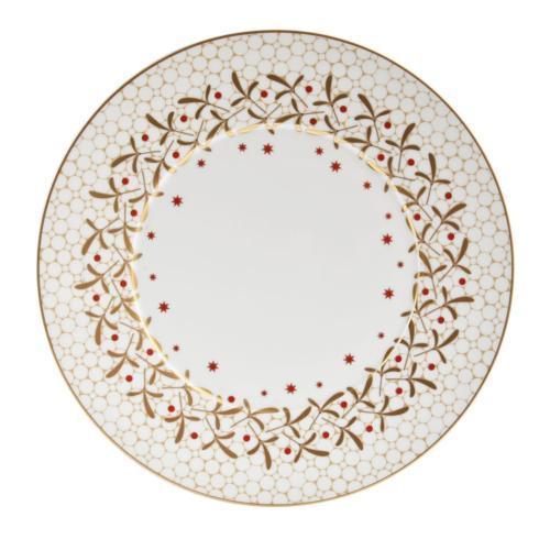 Bernardaud   Noel dinner plate $76.00