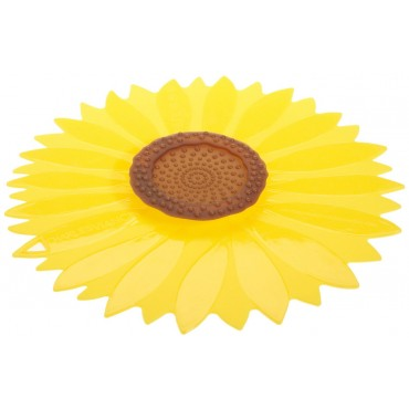 "$15.00 Sunflower 11"" lid"