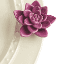 $14.00 Purple Flower
