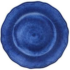 Campania Blue dinner plate collection with 1 products