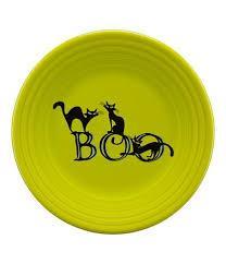 $27.00 Halloween plate - cats