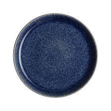$30.00 Studio Blue dinner plate