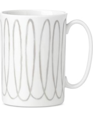 Charlotte Street Grey West mug collection with 1 products