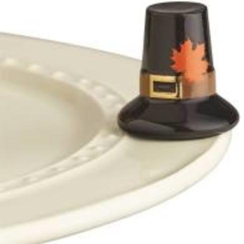 $14.00 Pilgrim Hat mini