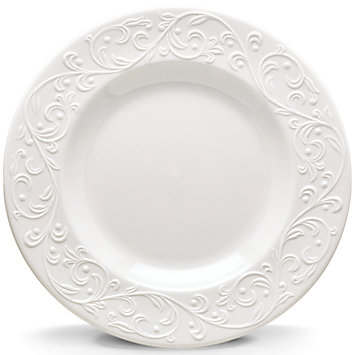 Opal Innocence Carved salad plate collection with 1 products