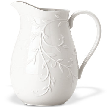 Opal Innocence Carved Pitcher collection with 1 products