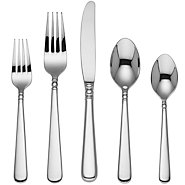 Pearl Platinum 5 piece place setting collection with 1 products