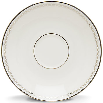 Pearl Platinum saucer collection with 1 products