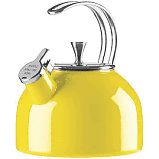 Yellow teakettle collection with 1 products