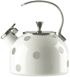 Deco Dot beige teakettle collection with 1 products