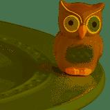 $14.00 Owl