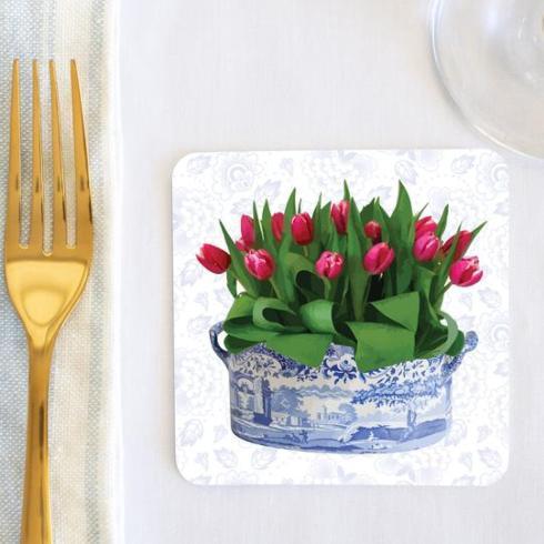 $26.00 Tulip Coasters