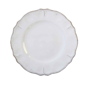 Rustica White salad plate collection with 1 products
