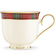 Winter Greetings Plaid cup collection with 1 products