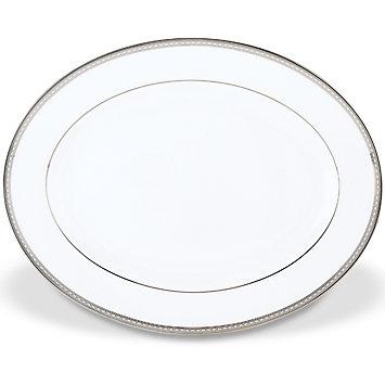 """$258.00 Oval Platter 13"""""""