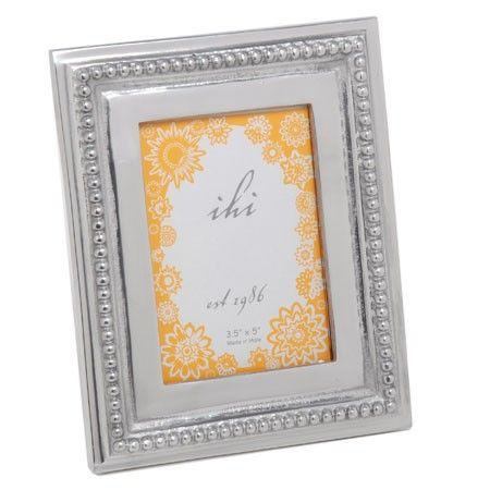 India Handicrafts  Frames 5x7 Beaded Frame $25.95